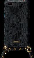 Zwarte OMODA Telefoonkoord 7+/8+ IPHONE KOORD  - medium
