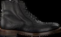 Zwarte GIORGIO Veterschoenen HE35642 - medium