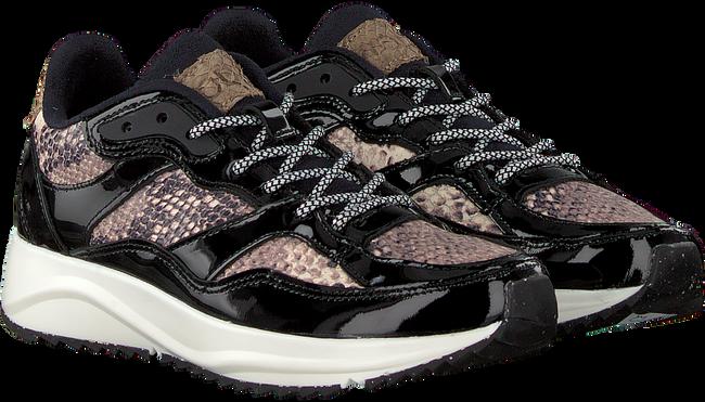 Zwarte WODEN Sneakers SOPHIE SNAKE  - large