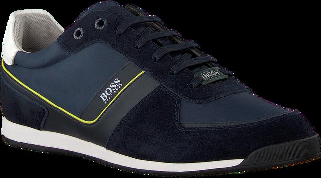 Blauwe HUGO Sneakers GLAZE LOWP NYSD - large