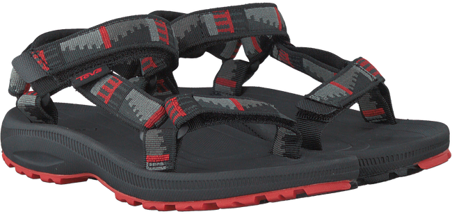 Zwarte TEVA Sandalen HURRICANE 2 GIRLS  - large