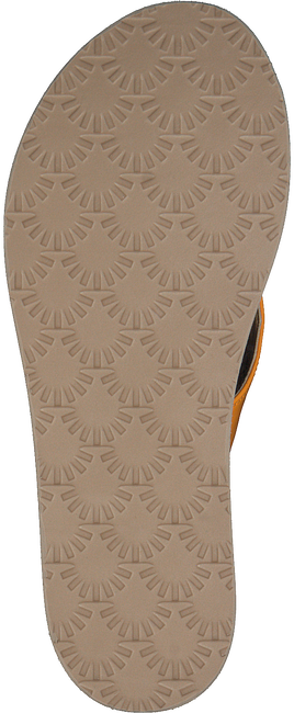 oranje UGG Slippers TAWNEY  - large