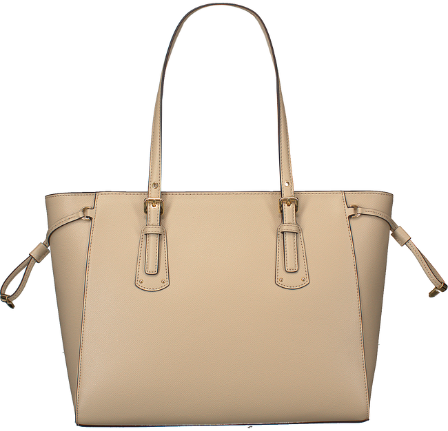 Beige MICHAEL KORS Shopper MD MF TZ TOTE - large