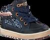 Blauwe OMODA Veterboots OM120501  - small