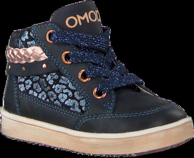 Blauwe OMODA Veterboots OM120501  - large