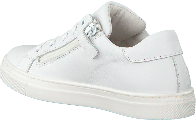 Witte SIMONE MATHIEU Sneakers 1543  - large