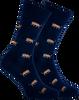 Blauwe MARCMARCS Sokken RED DALLAS  - small