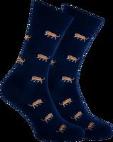 Blauwe MARCMARCS Sokken RED DALLAS  - medium