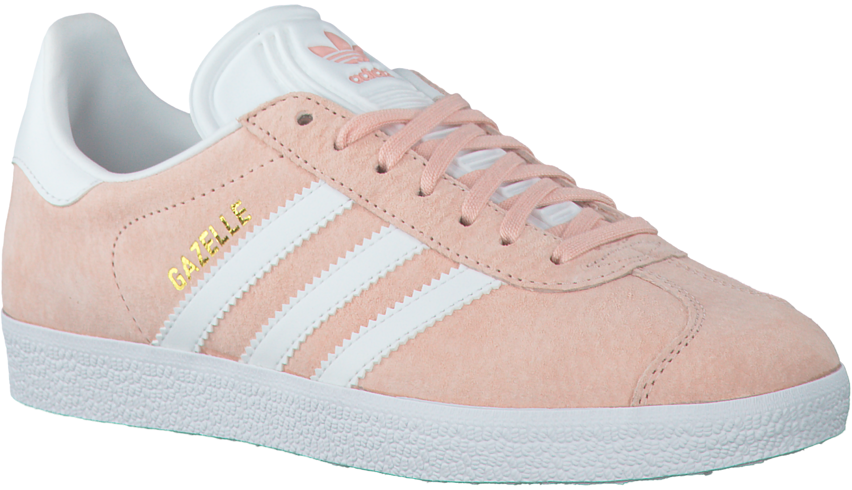 Roze ADIDAS Sneakers GAZELLE DAMES - Omoda.nl