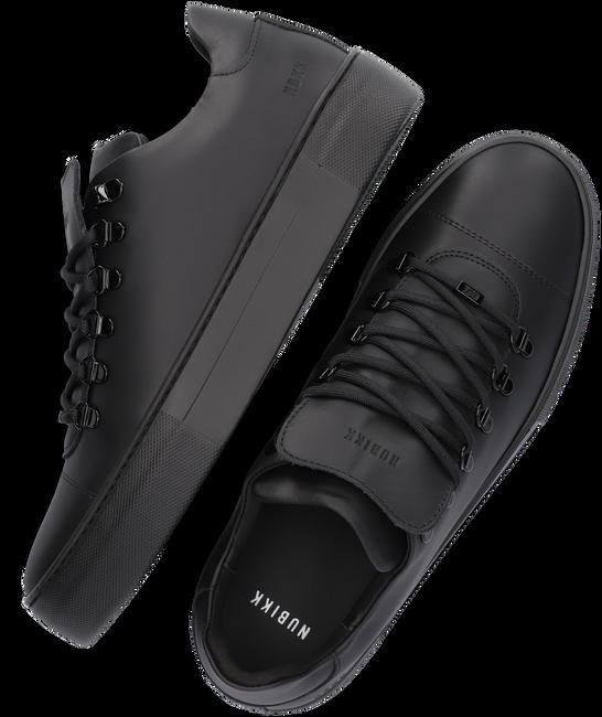 Zwarte NUBIKK Sneakers JAGGER CLASSIC GOMMA  - large