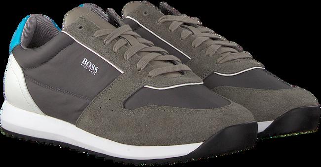 Grijze BOSS Sneakers SONIC RUNN  - large