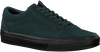 Groene VANS Sneakers OLD SKOOL MEN - small