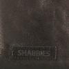 Zwarte SHABBIES Schoudertas 281020004  - small