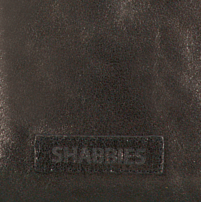 Zwarte SHABBIES Schoudertas 281020004  - large