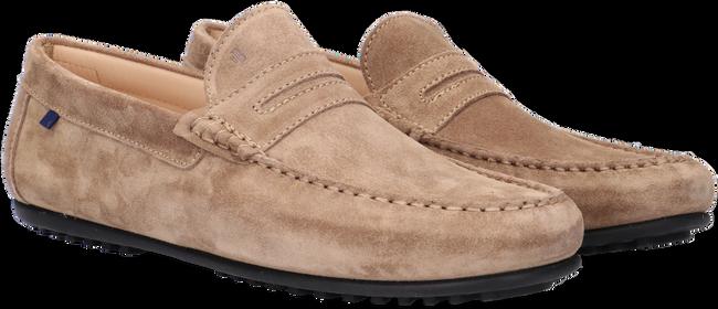Beige VAN BOMMEL Loafers 15043  - large
