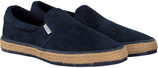 blauwe GANT Slip-on sneakers  MASTER  - large