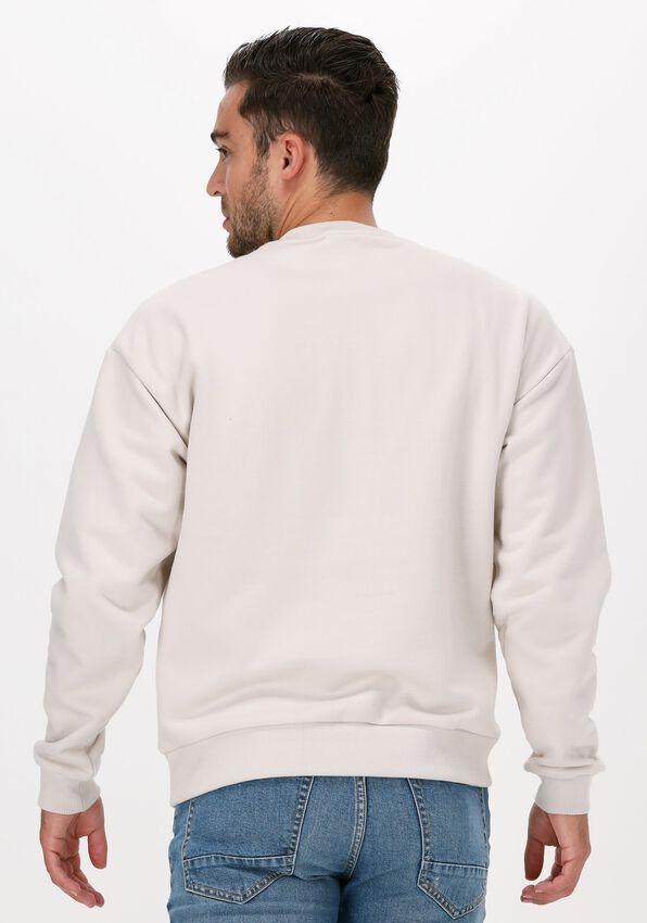 Gebroken wit KULTIVATE Sweater SW COMFORT CREW - larger