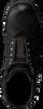 Zwarte CA'SHOTT Biker boots 16047  - small