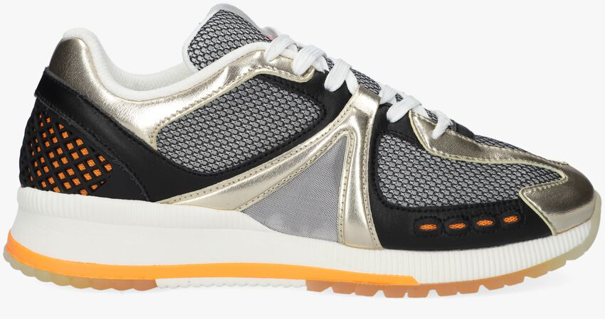Gouden SCOTCH & SODA Lage sneakers VIVI  - larger