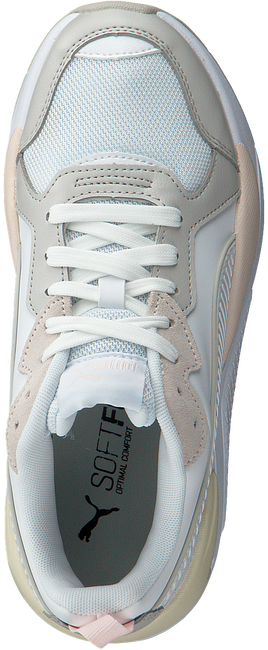 Witte PUMA Lage sneakers X-RAY GAME WMN'S  - large