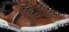 Cognac BJORN BORG Sneakers COLTRANE NU TRC M - small