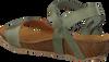 Groene RED-RAG Sandalen 79198  - small