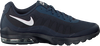 Blauwe NIKE Sneakers AIR MAX INVIGOR MEN  - small