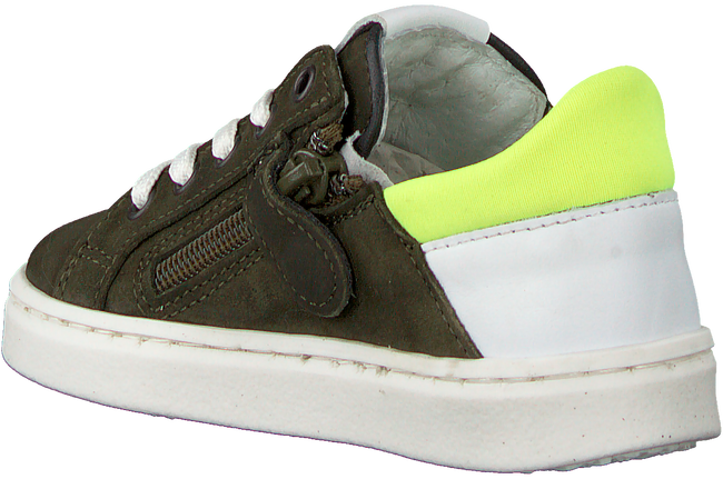 Groene PINOCCHIO Lage sneakers P1232  - large