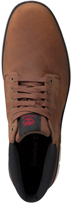Cognac TIMBERLAND Sneakers CHUKKA LEATHER  - large