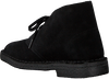 Zwarte CLARKS Veterschoen DESERT BOOT DAMES - small