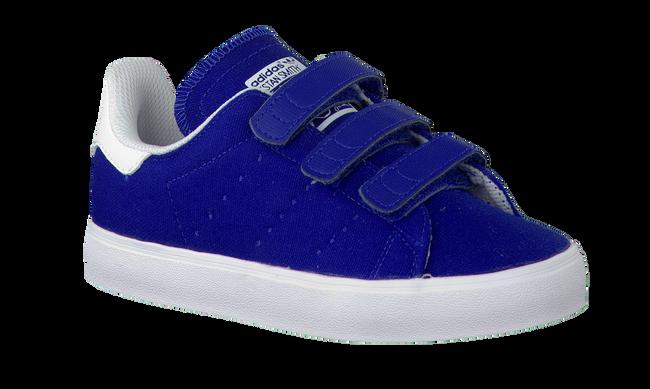 Blauwe ADIDAS Sneakers STAN SMITH KIDS  - large