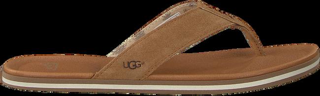 cognac UGG Slippers BEACH FLIP  - large