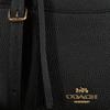 Zwarte COACH Schoudertas CAMERA BAG  - small