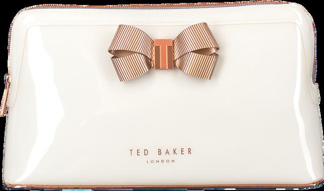Witte TED BAKER Toilettas LIBBERT - large