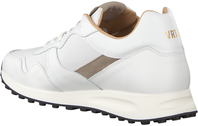 Witte VERTON Sneakers 9337A  - large