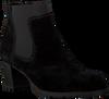 Zwarte GABOR Enkellaarsjes 96.691.47 - small
