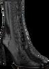 Zwarte PERTINI Enkellaarsjes 192W16148  - small