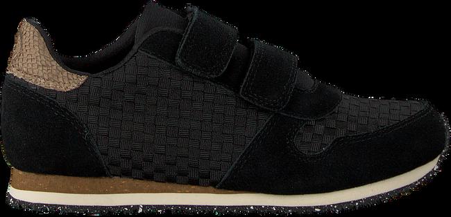 Zwarte WODEN WONDER Sneakers YDUN WEAVED II - large