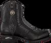 Zwarte SENDRA Cowboylaarzen 14856  - small