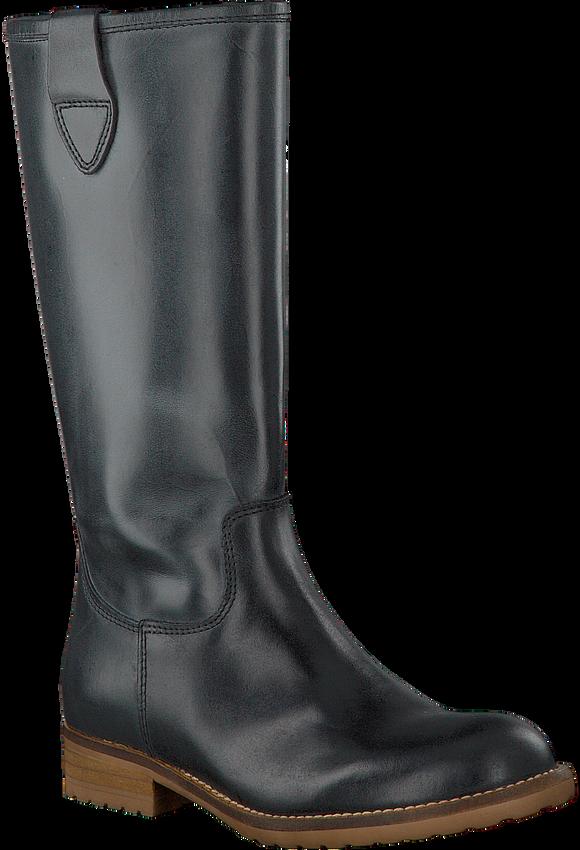 Zwarte HIP Lange laarzen H1344  - larger