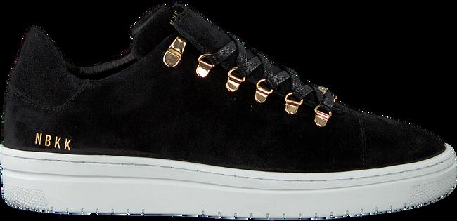 Zwarte NUBIKK Sneakers YEYE SUEDE WMN - large