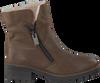 Bruine VIA VAI Lange laarzen 140952  - small