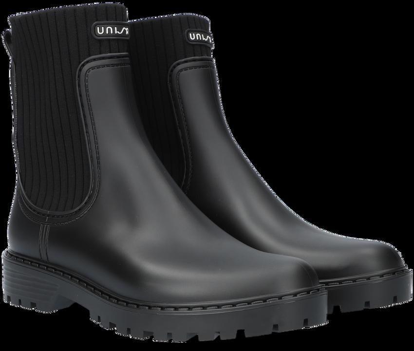Zwarte UNISA Chelsea boots AYNAR  - larger
