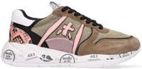 Groene PREMIATA Lage sneakers LAYLA  - medium
