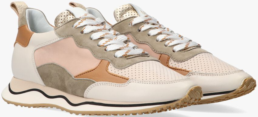 Witte MARIPE Lage sneakers OLIVIA  - larger