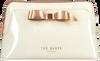 Witte TED BAKER Toilettas CAHIRA  - small