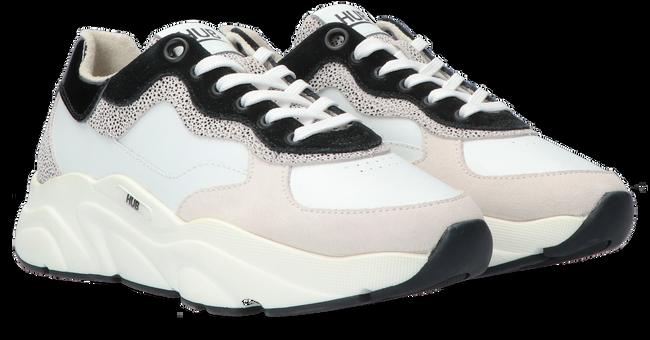 Witte HUB Lage sneakers ROCK-W - large