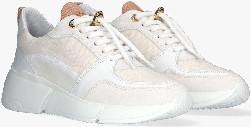 Witte VIA VAI Lage sneakers CELINA JESS  - larger
