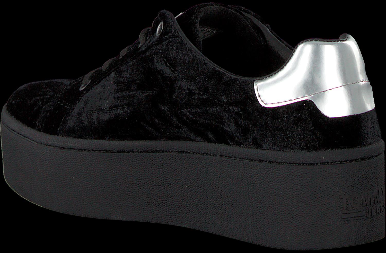 72eae5ddaa8719 Zwarte TOMMY HILFIGER Sneakers TOMMY JEANS C - large. Next