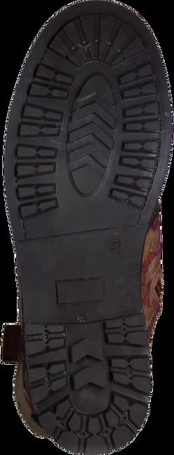 Bruine BULLBOXER Lange laarzen AHB500  - large